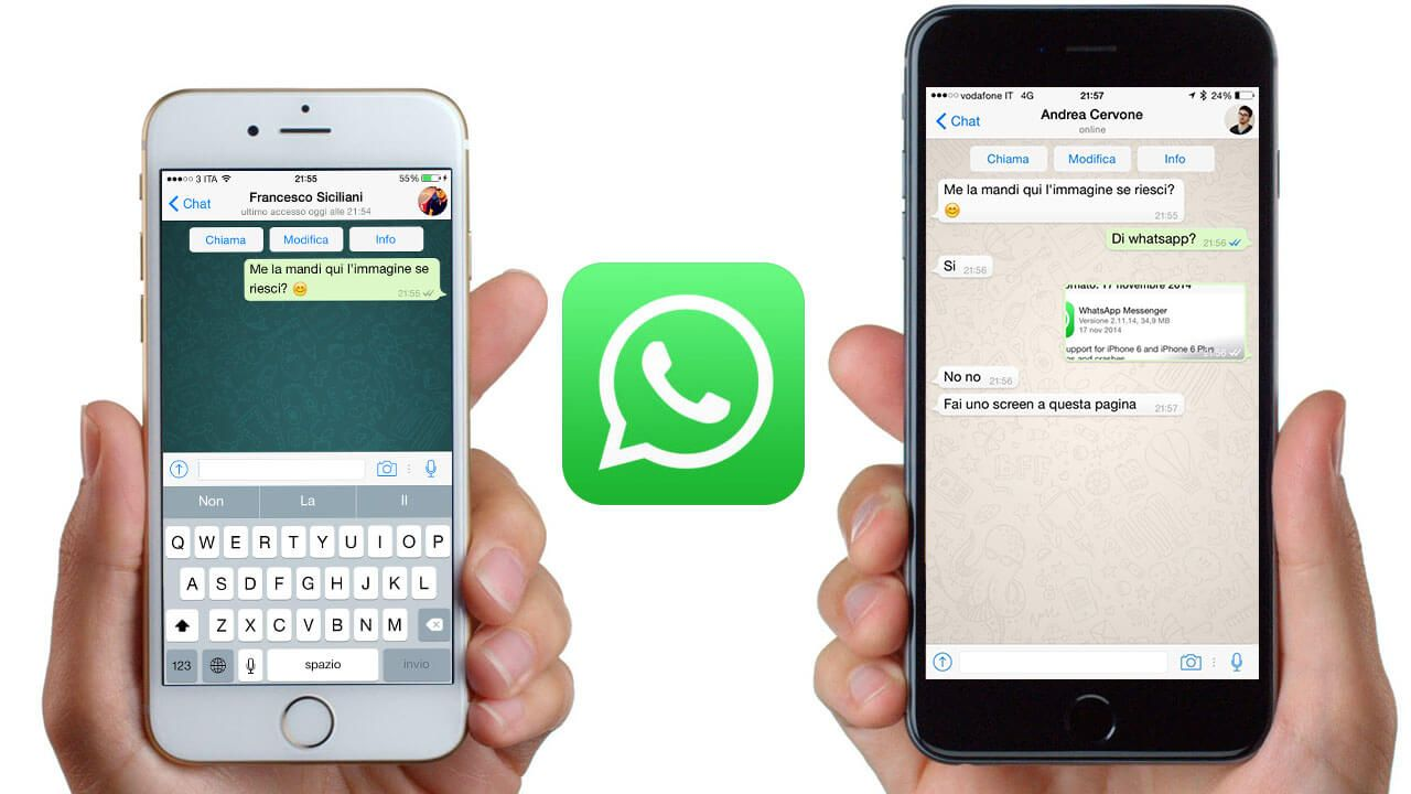 Teens, young adults, and even senior citizens are using whatsapp