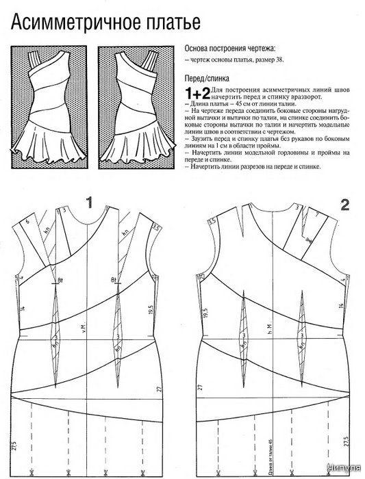 patrones vestidos libros   Patterns - Patrones en General ...