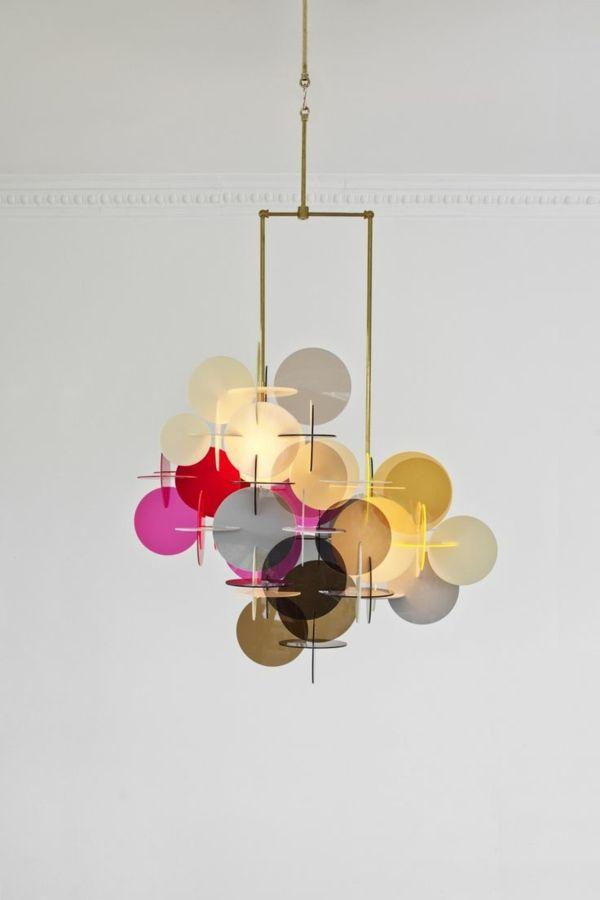 Designer Lampen werden etwas Stil zum Interieur hinzufügen | Lampen ...