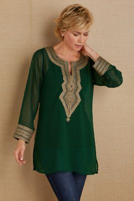 Agra Tunic I from Soft Surroundings