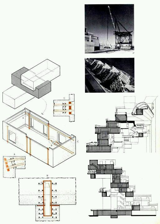 Habitat 67 architecture shots pinterest architecture for Habitat 67 architecture