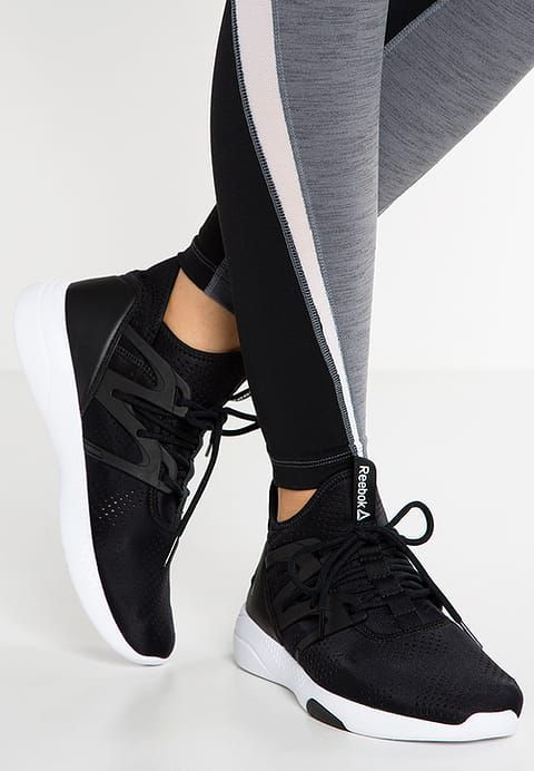 Reebok HAYASU - Dance shoes - black white for £64.99 (05 12 16) with free  delivery at Zalando 9d8030296