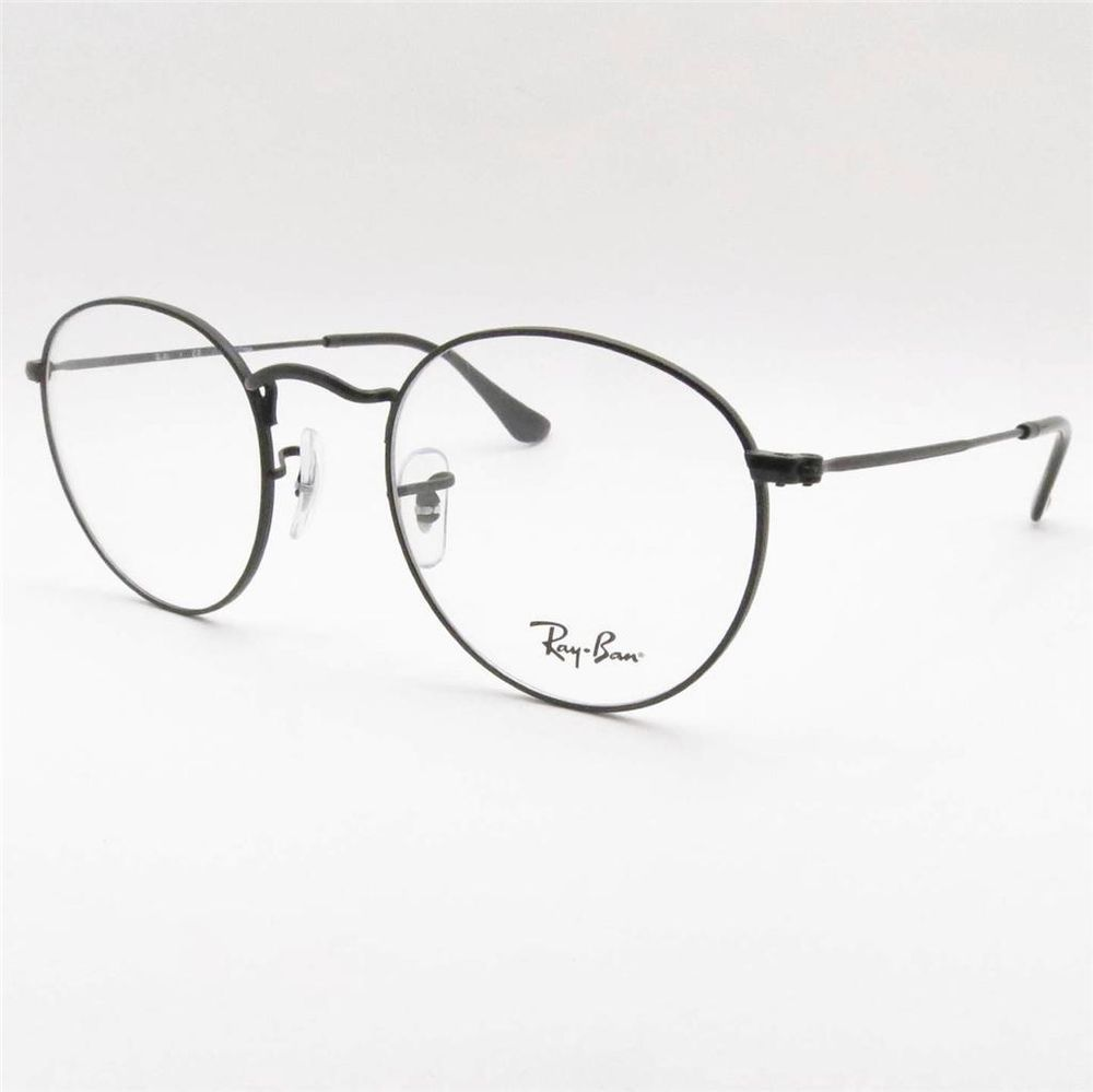 7601661fa1 Ray Ban RB 3447 V 2503 Matte Black RX Frame New Authentic Buyer Picks Size   RayBan  Round