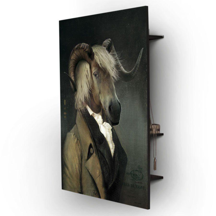 Fancy - Chatterton Wall Cabinet/Bookcase