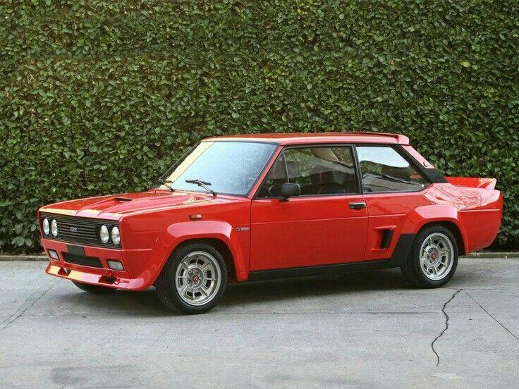 131 Mirafiori Abarth Fiat Abarth Fiat Fiat Cars