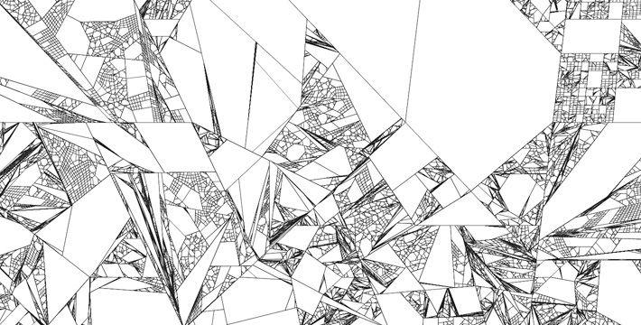 recursive polygon subdivision