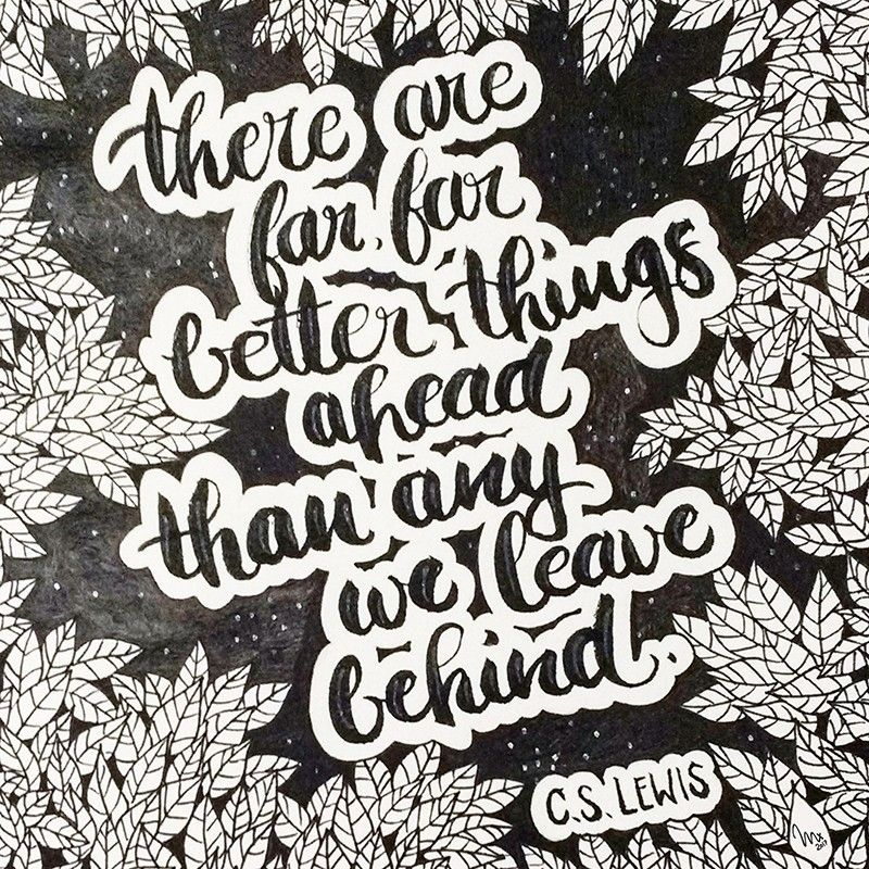 Hand-Drawn Lettering | Grad quotes, Beautiful quotes ...