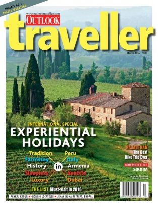 OUTLOOK TRAVELLER MAGAZINES EBOOK