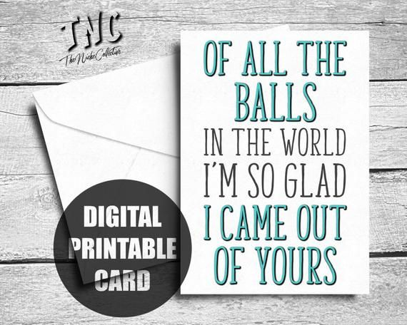 picture relating to Inappropriate Birthday Cards Printable named Pin upon Merchandise