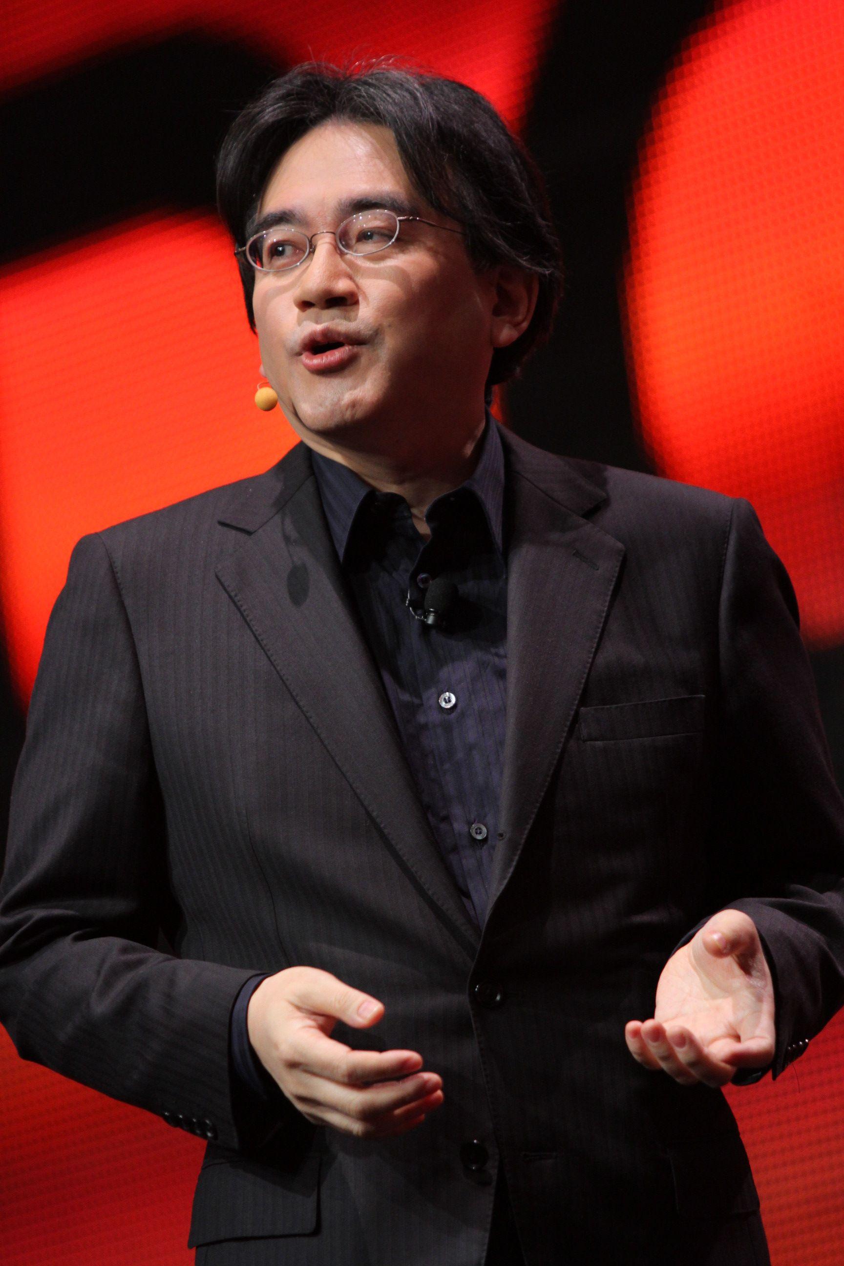 Satoru_Iwata