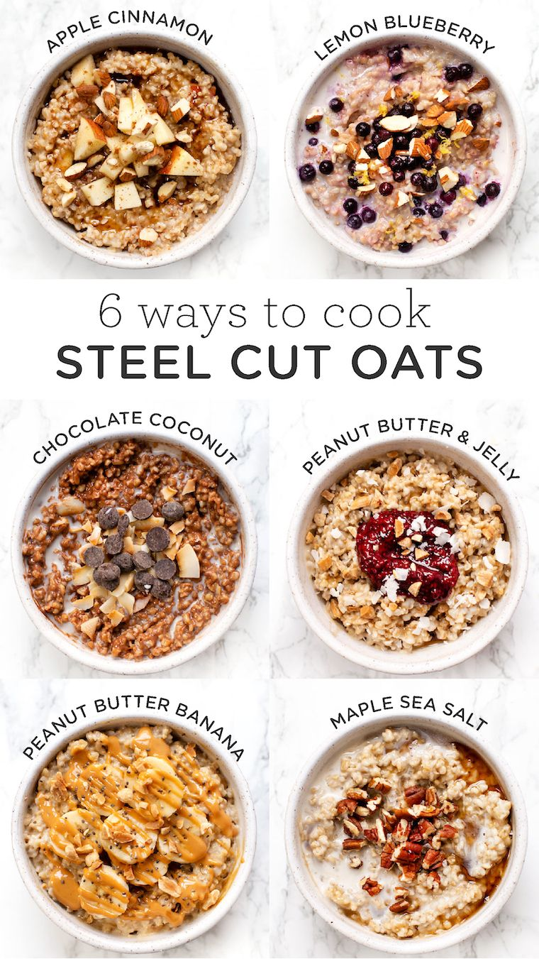 6 Amazing Ways to Cook Steel Cut Oats in the Instant Pot - Simply Quinoa