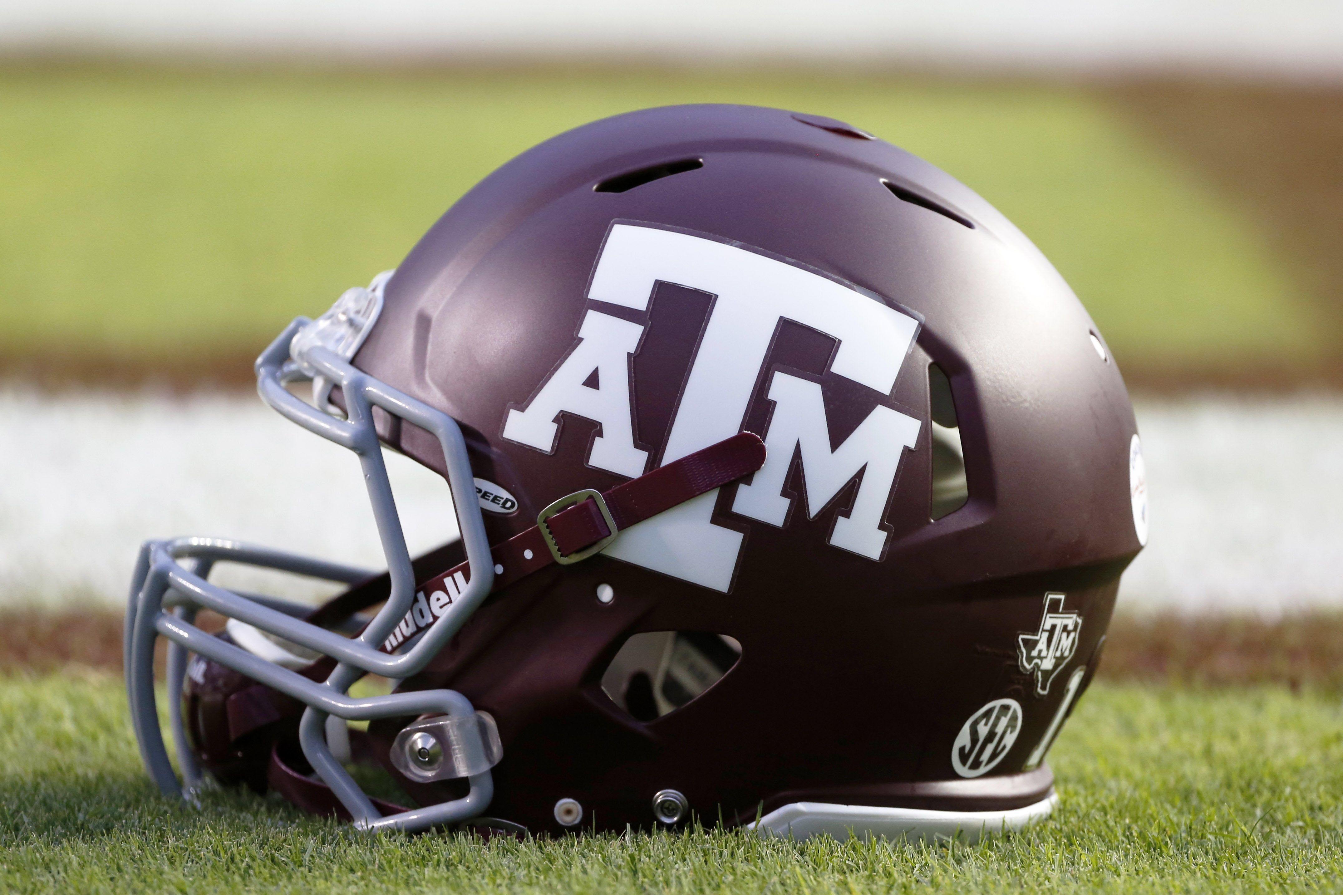 Ranking the SEC's 2015 helmet designs Aggie football