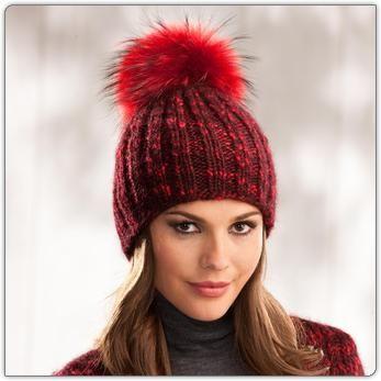 Modell 1562 Mütze Aus Novum Von Junghans Wolle Fashion