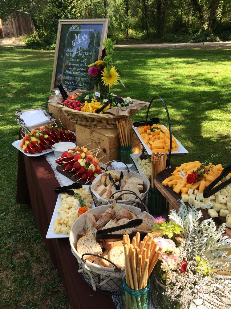 Farm To Table Catering Www Farm2tablecatering Com Appetizers Table Wedding Appetizers Catering Food