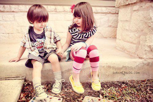 A gente sempre sabe quando é para sempre. :D #Love.