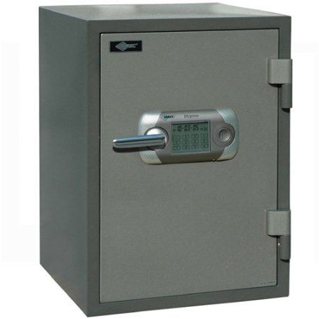 American Security Fire Wall Safe With Electronic Lock Green