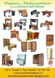 Curso de muebles de melamina proyectos que intentar for Curso de fabricacion de muebles de melamina