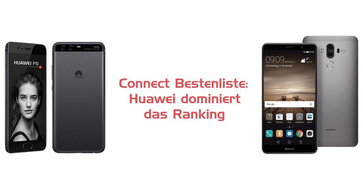 Connect Bestenliste Huawei Dominiert Das Ranking Connect Iphone 7 Plus Iphone 7