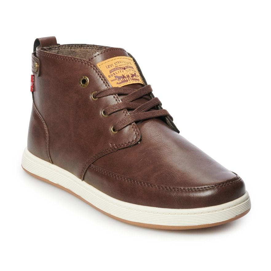 buying new size 40 sale retailer Levi's® Atwater Brnsh Men's Chukka Boots | Products | Shoe boots ...