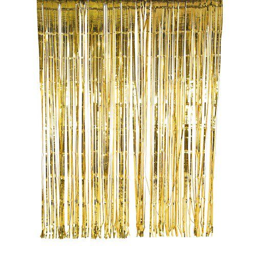 Metallic Foil Curtain Foil Curtain