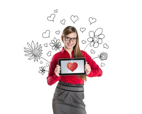Online dating ups and downs