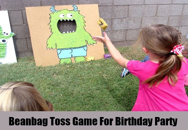 Birthday Party Games For 5 7 Year Olds Birthday Game
