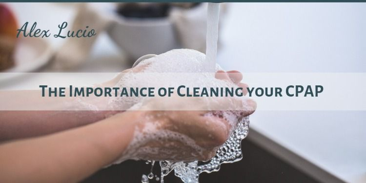 Here S Why It S Important To Clean Your Cpap Cpap Mold Exposure Cpap Cleaning