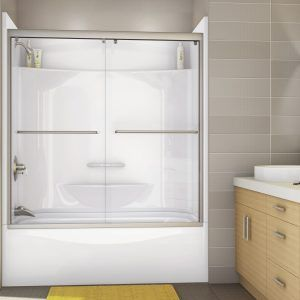 Shower Doors For Fibergl Showers