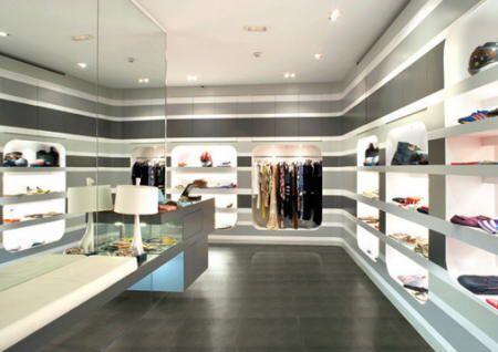 decoracion de locales tienda ropa y complementos