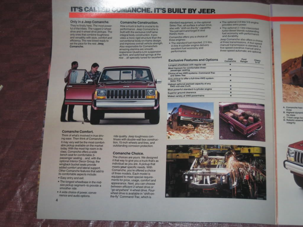 Heres An 86 Sales Brochure With Images Brochure Sales