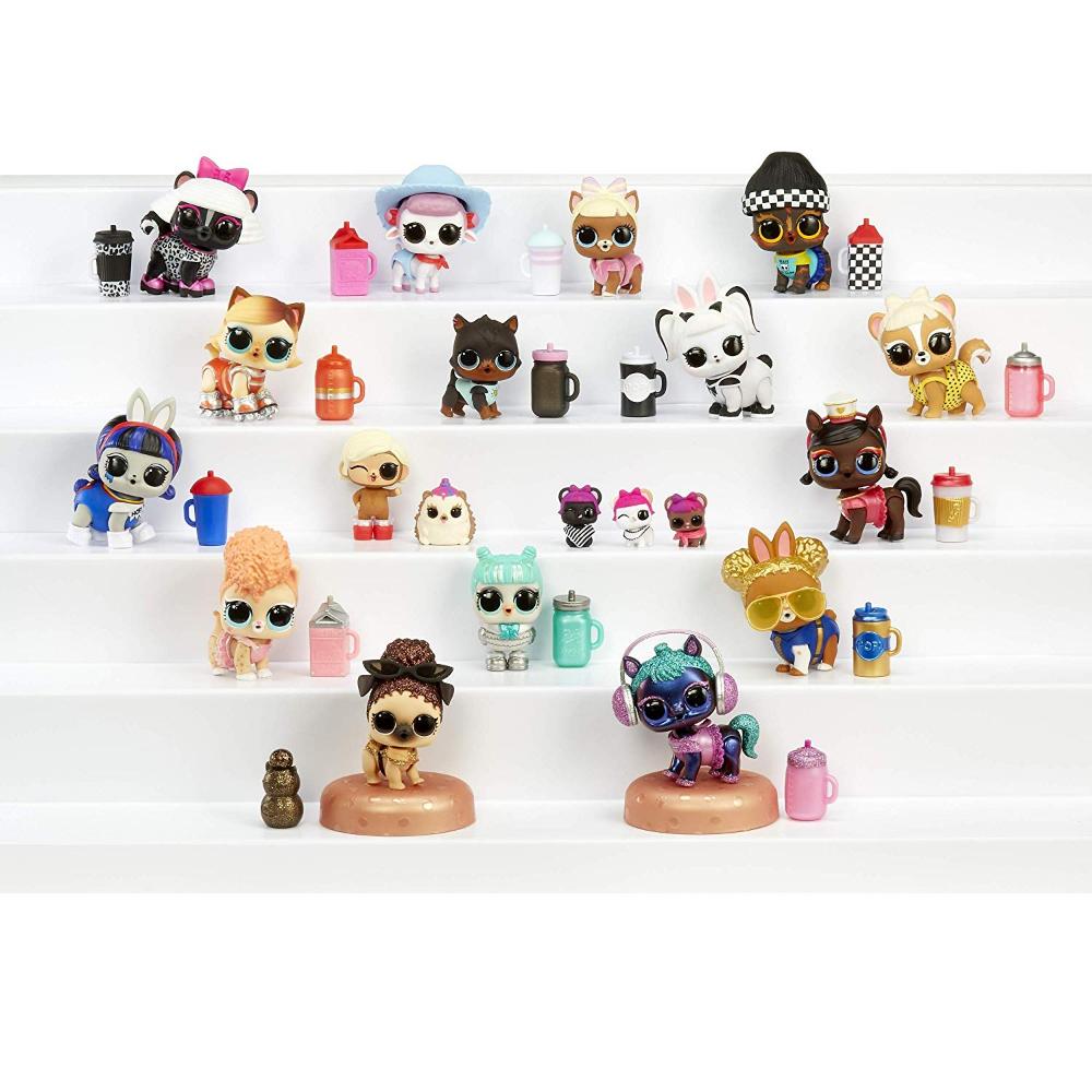 L O L Surprise Makeover Fuzzy Pets 2 Wave Lolsdolls Lol Dolls Toys For Girls Lol