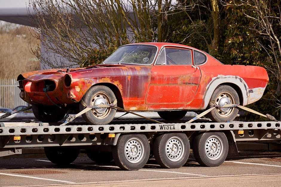 Where to sell junk cars Buy classic cars, Sell old car