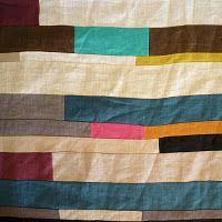 lisa's linen blanket....