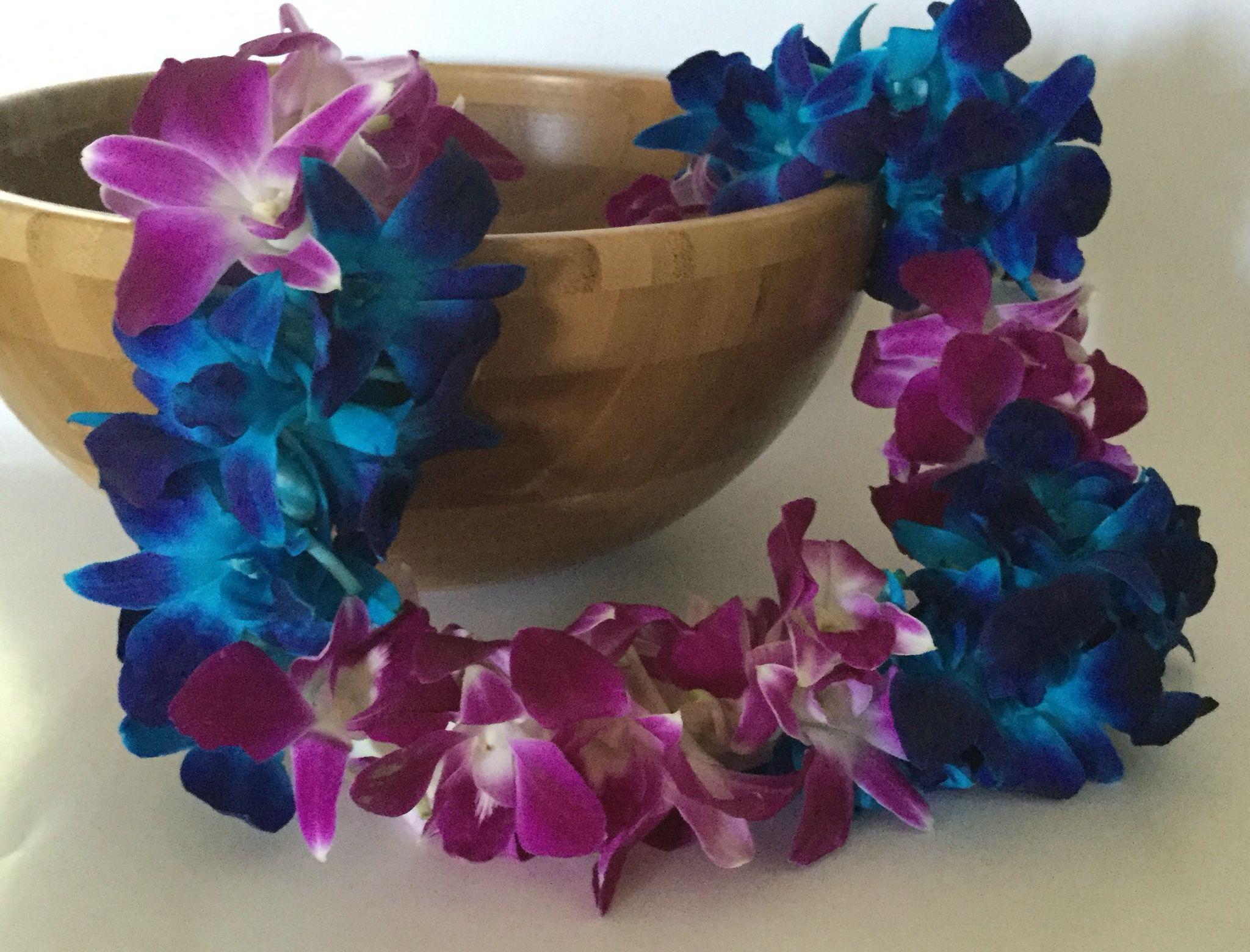 Fresh flower leis debs designs pinterest leis fresh flower leis izmirmasajfo