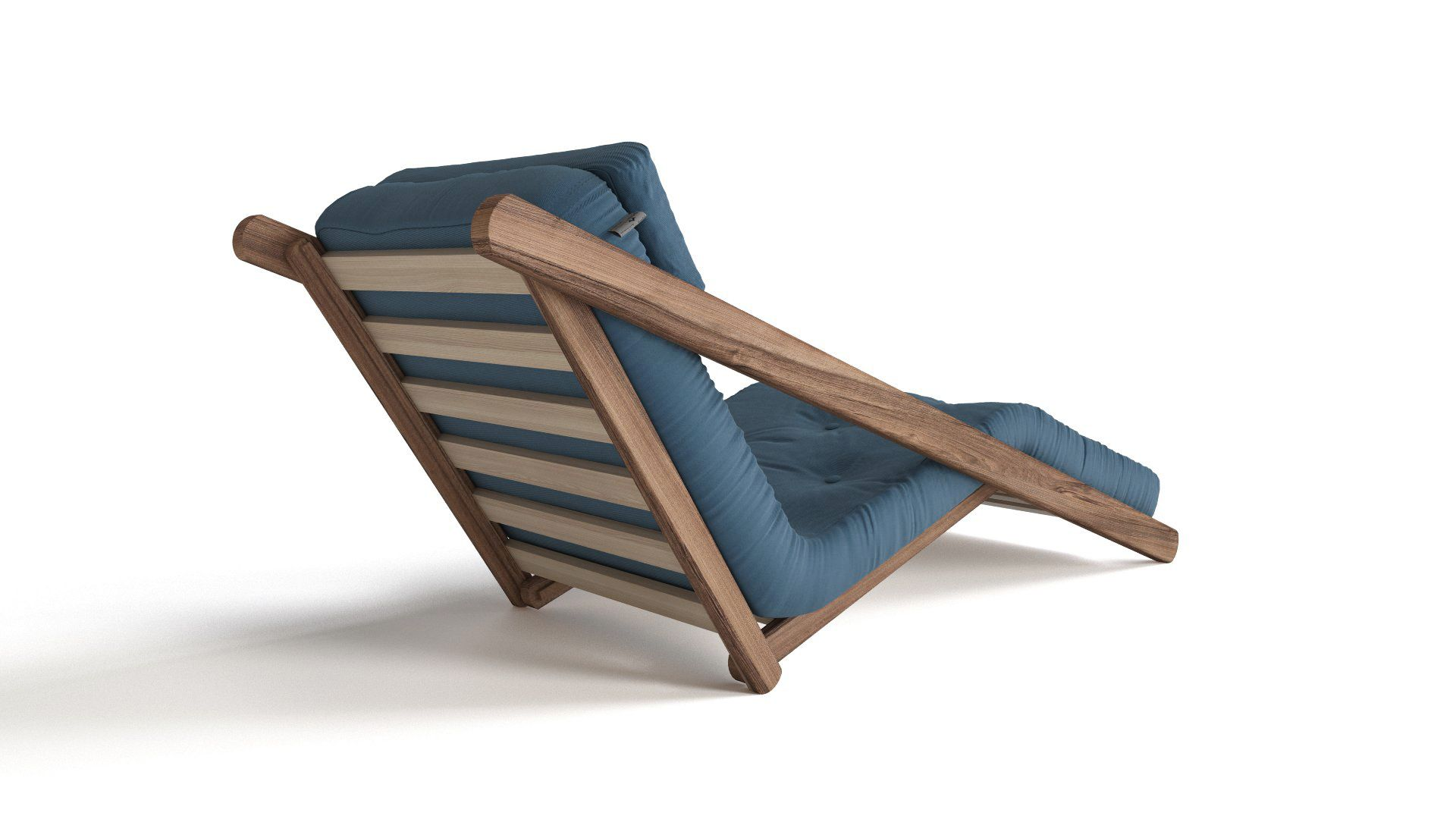 Figo Futon Lounger Flyingarchitecture