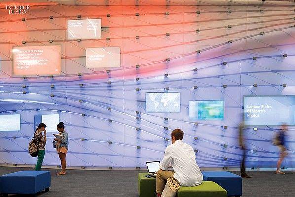 No More Classrooms Books Belzberg Renovates Occidental College Interior Design
