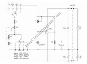 variable sine wave generator circuit diagram      - Bing Images