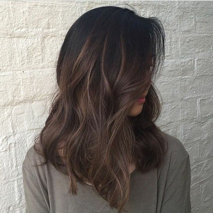77 Nuances De La Couleur Marron Glac Laquelle Choisir Hair Coloring Balayage And Hair Style