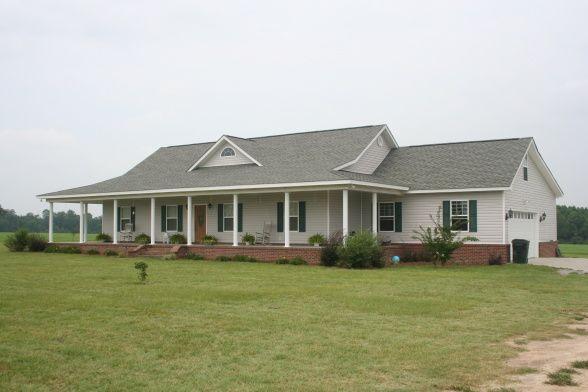 Wrap Around Porch Heaven House With Porch House Plans Farmhouse New House Plans