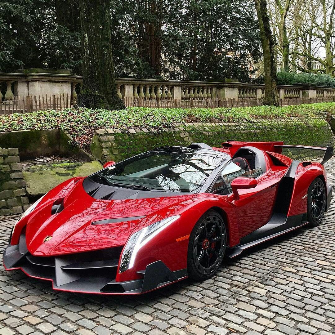 Cars Lamborghini: Lamborghini Veneno, Cars