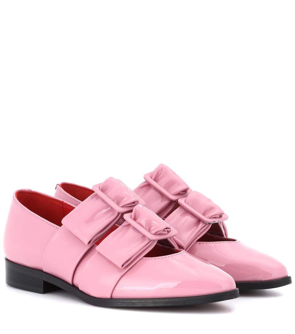 Idette patent leather loafers Ganni Cheap Explore Buy Cheap Marketable Nice Good Service OCUd6f3