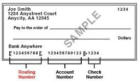 Use Our Free Online Routing Number Database Service Bank Routing