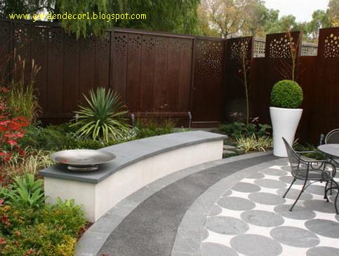 Oriental Garden Decor