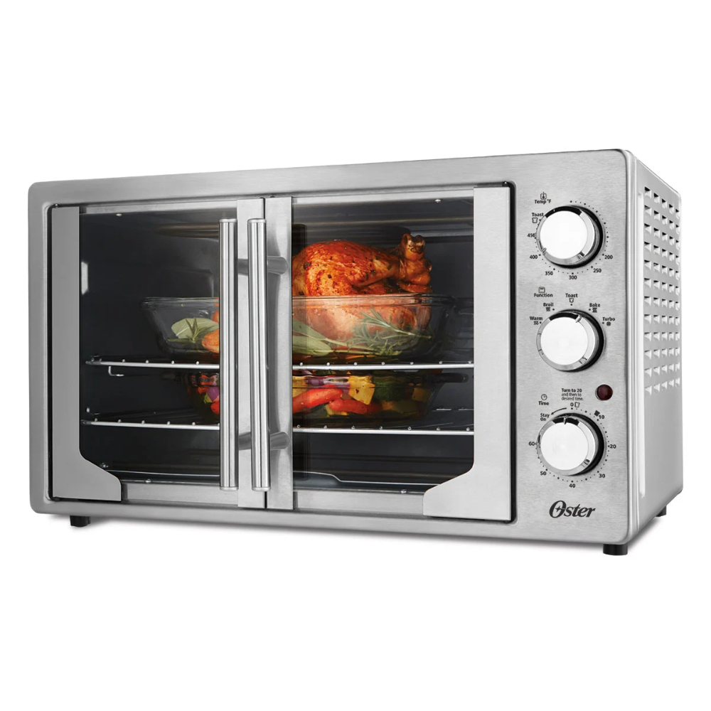 Oster Extra Large Countertop French Door Oven At Oster Ca In 2020