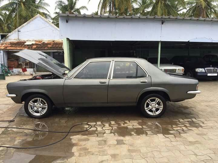 Hindustan Motors Contessa What A Ride Probably The Only Muscle