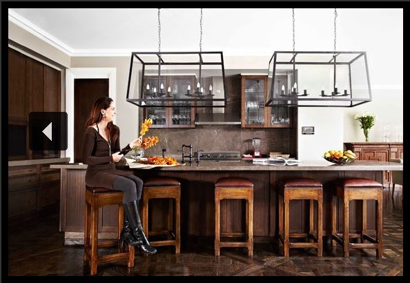Boost Juice Founder and Director Janine Allis' Kitchen - Featured in House & Garden Australia