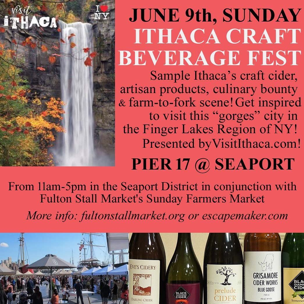 Celebrate The Farm To Fork Scene Craft Beverage Trails And Outdoor Oases Of Visitithaca At The Ithaca Craft Beverage Festival Ny Visit Craft Cider Eat Local