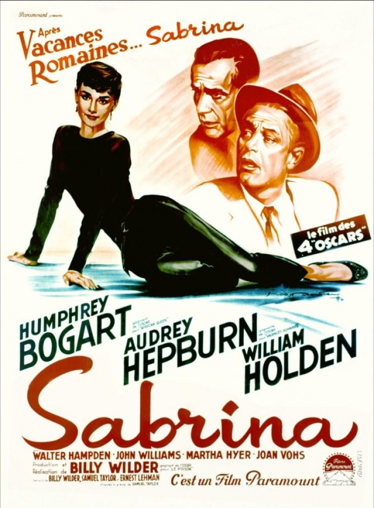 one of my favorite movies every version sabrina audrey hepburn mes films pr f r s my. Black Bedroom Furniture Sets. Home Design Ideas