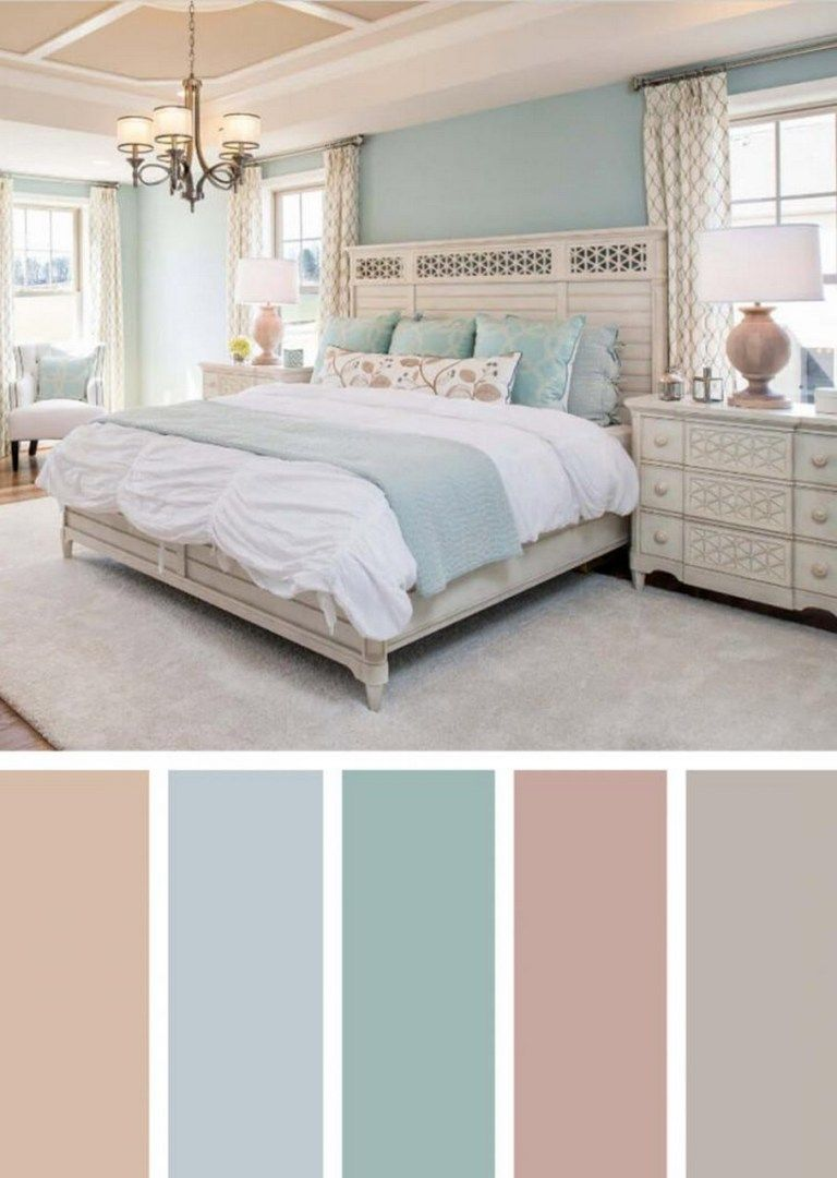 65 Beautiful Bedroom Color Schemes Ideas 1 Home Designs Master Bedroom Colors Modern Bedroom Colors Bedroom Colors Beautiful bedroom paint combination