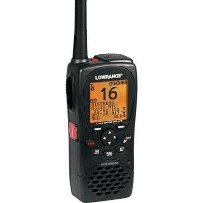Vhf Hh Radio Link 2 W Gps Marine Radios Gps Marine Vhf Radio